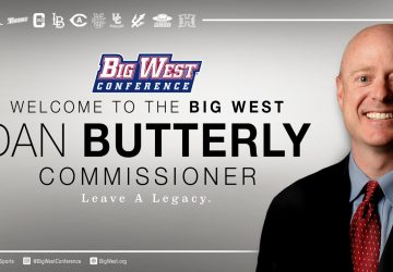 Big West commissioner search