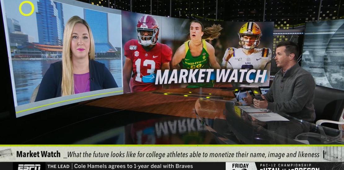 Kristi Dosh on ESPN