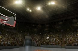 Basketball naming rights