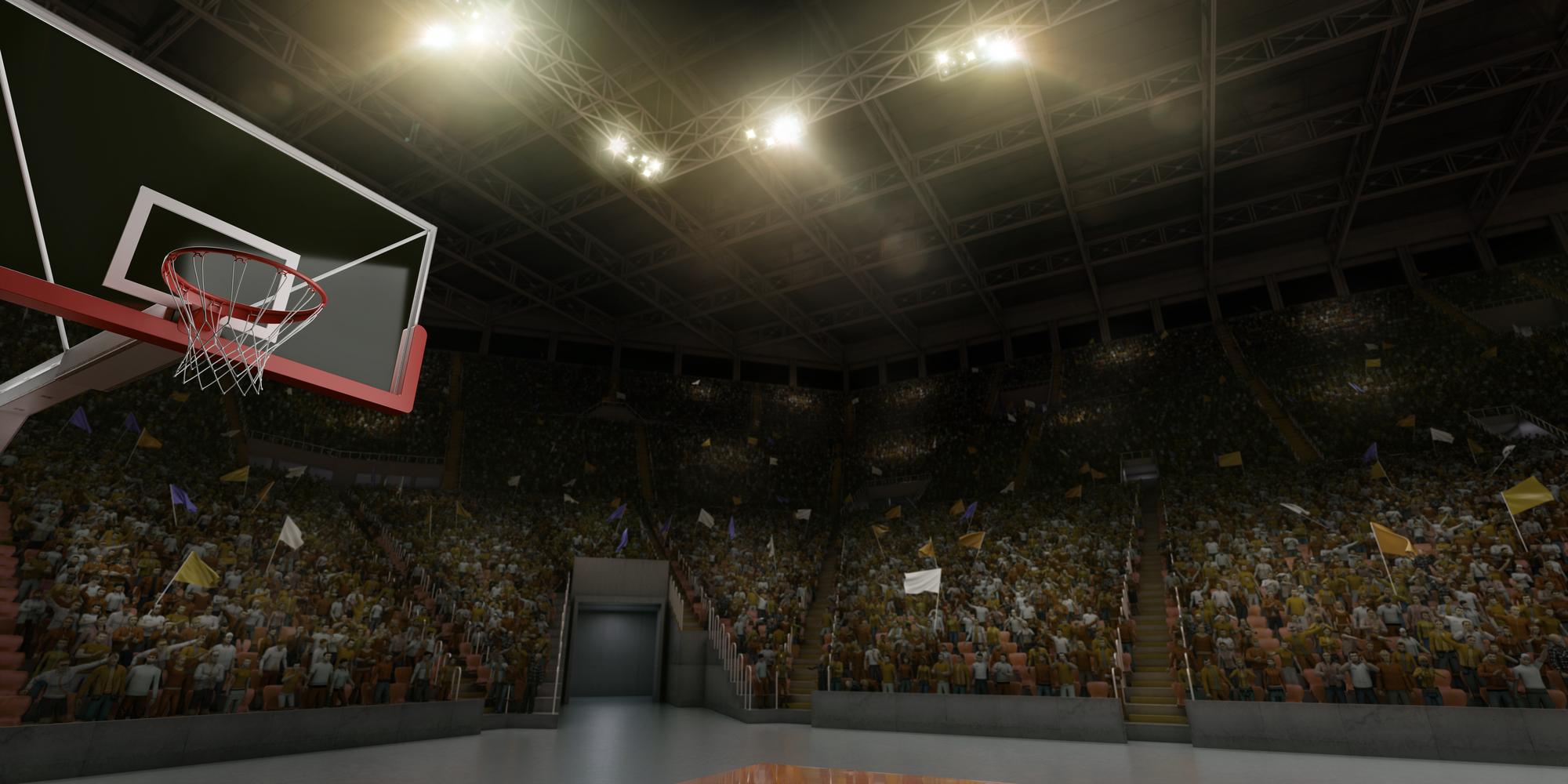 Basketball naming rights